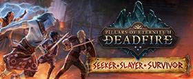 Pillars of Eternity II: Deadfire - Seeker, Slayer, Survivor
