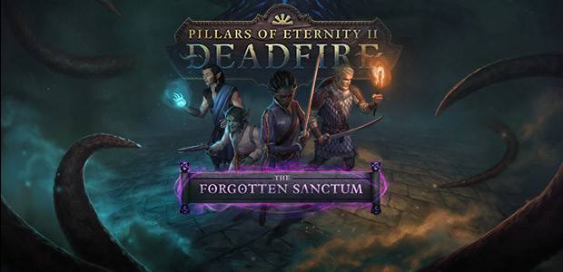 Pillars of Eternity II: Deadfire - The Forgotten Sanctum - Cover / Packshot
