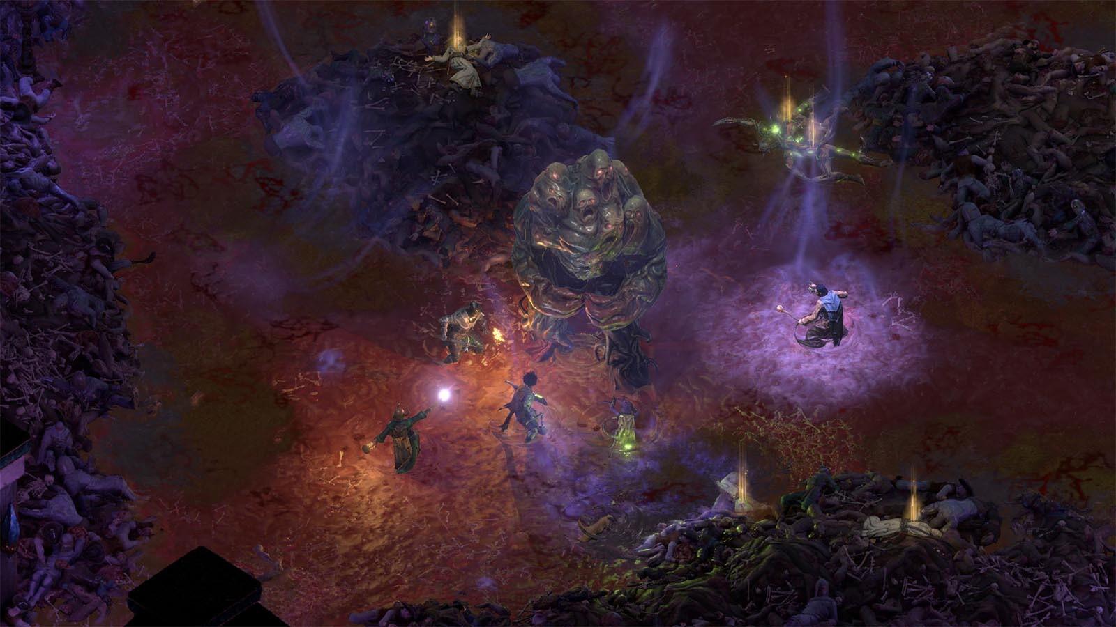 Pillars Of Eternity Ii Deadfire The Forgotten Sanctum Steam Key