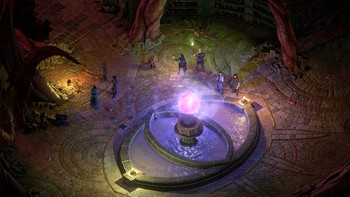 Screenshot2 - Pillars of Eternity II: Deadfire - The Forgotten Sanctum