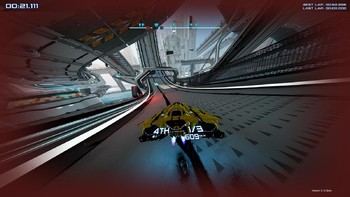 Screenshot1 - Antigraviator