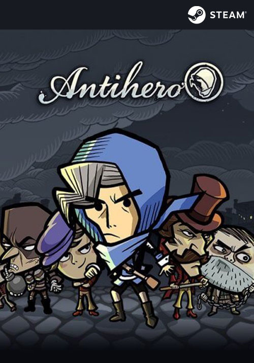 Antihero - Cover / Packshot