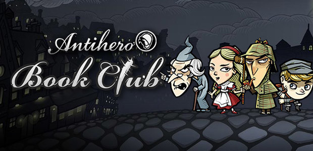 Antihero Book Club Characters - Cover / Packshot