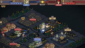 Screenshot1 - Antihero Book Club Characters