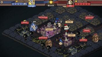 Screenshot2 - Antihero Book Club Characters