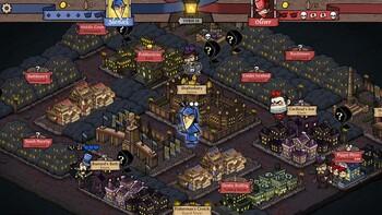 Screenshot3 - Antihero Book Club Characters