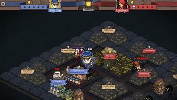 Screenshot4 - Antihero Book Club Characters