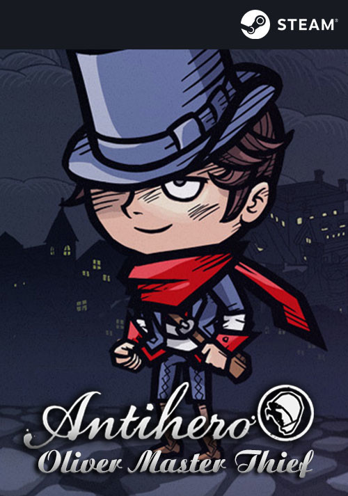 Antihero Oliver Character - Cover