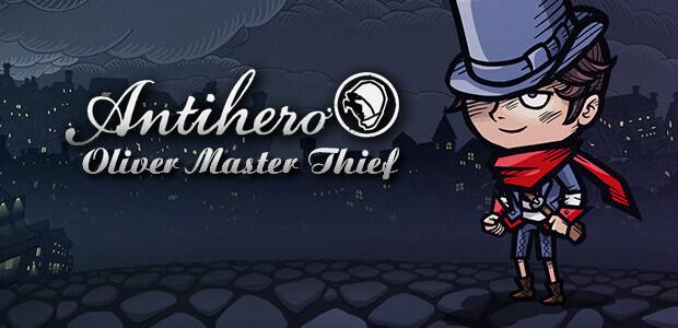 Antihero Oliver Character - Cover / Packshot