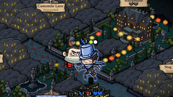 Screenshot1 - Antihero Oliver Character