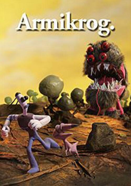 Armikrog - Cover