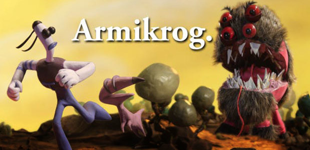 Armikrog - Cover / Packshot