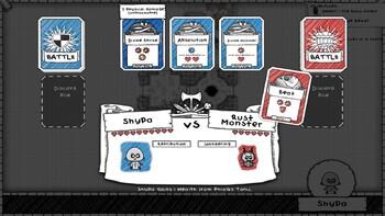 Screenshot2 - Guild of Dungeoneering