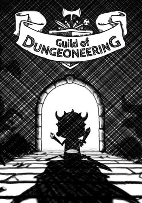 Guild of Dungeoneering - Cover / Packshot