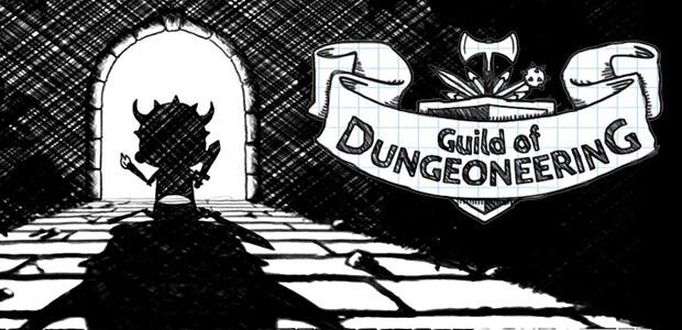 Guild of Dungeoneering - Cover / Packshot
