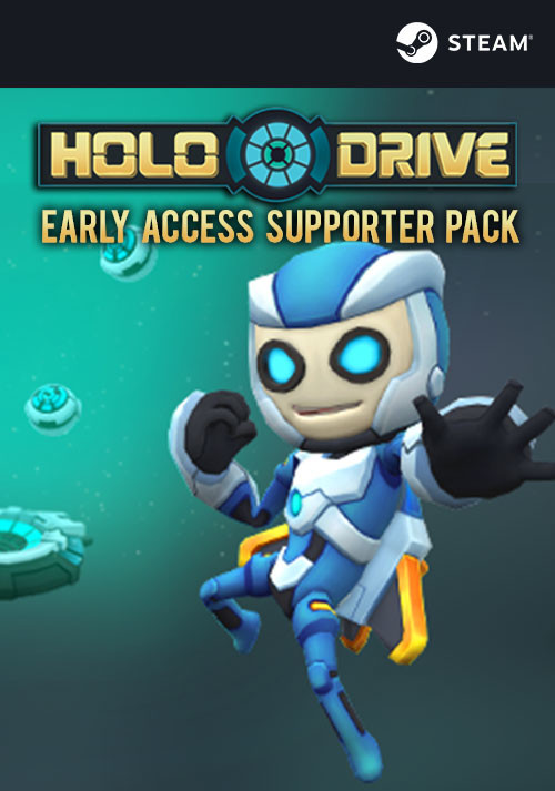 Holodrive - Early Access Supporter Pack - Cover / Packshot