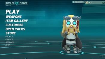 Screenshot1 - Holodrive - Founder's Pack