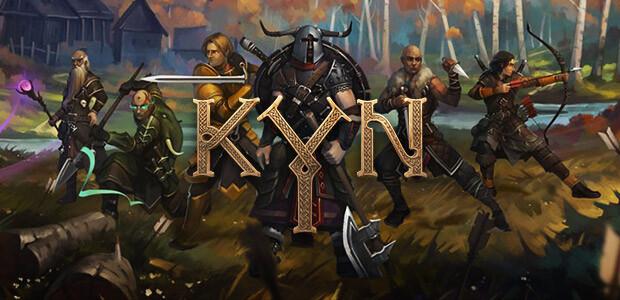 Kyn - Cover / Packshot