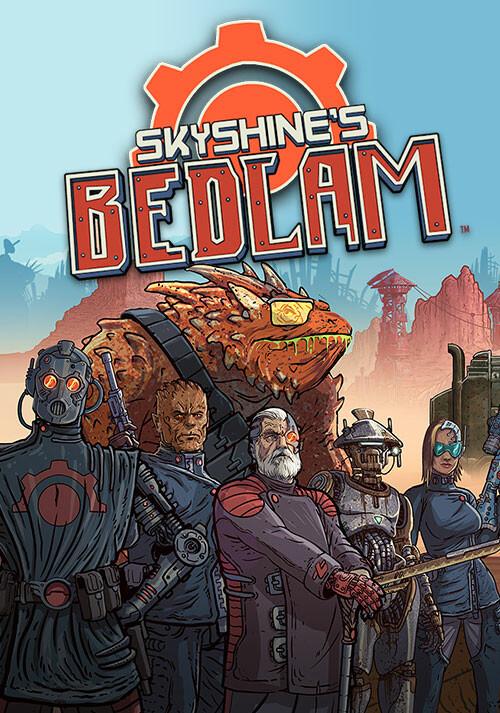 Skyshine's BEDLAM - Cover / Packshot