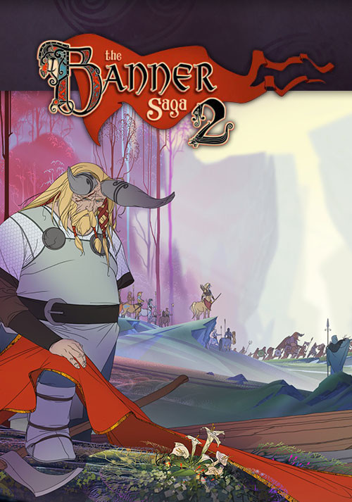 The Banner Saga 2 - Cover / Packshot