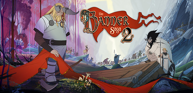 The Banner Saga 2 - Cover / Packshot