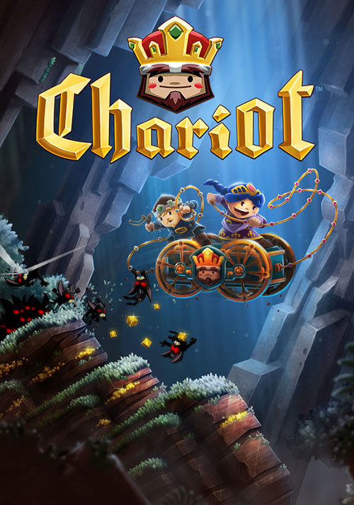 Chariot - Cover / Packshot