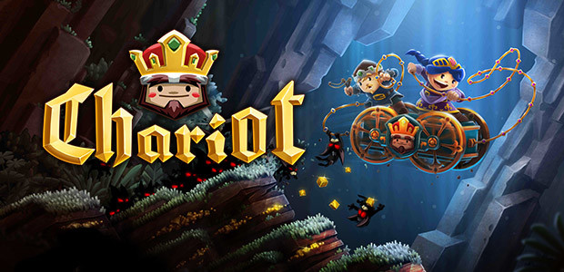 Chariot - Cover / Packshot