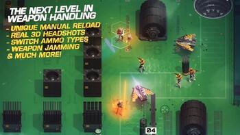 Screenshot2 - SYNTHETIK: Legion Rising
