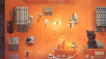Screenshot1 - SYNTHETIK: Legion Rising