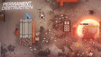 Screenshot5 - SYNTHETIK: Legion Rising