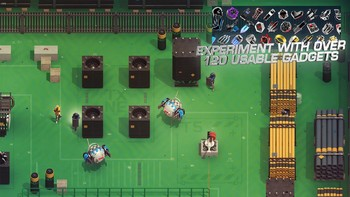 Screenshot8 - SYNTHETIK: Legion Rising