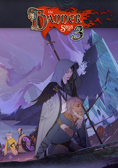 The Banner Saga 3 - Cover / Packshot