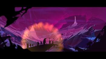 Screenshot1 - The Banner Saga 3: Deluxe Edition