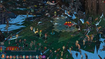 Screenshot3 - The Banner Saga 3: Deluxe Edition