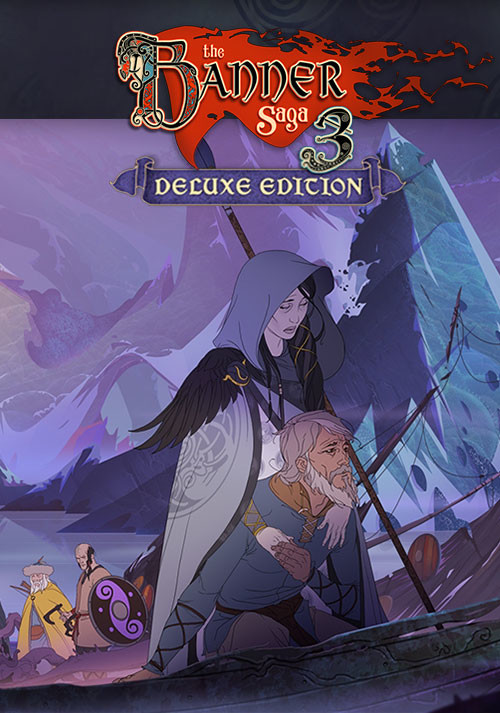 The Banner Saga 3: Deluxe Edition - Cover / Packshot