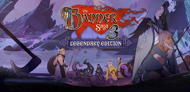 The Banner Saga 3: Legendary Edition - Cover / Packshot