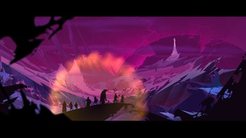 Screenshot1 - The Banner Saga 3: Legendary Edition