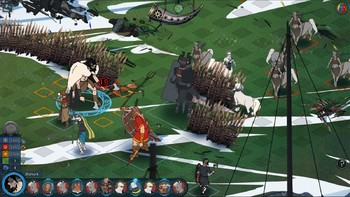 Screenshot5 - The Banner Saga 3 - Eternal Arena