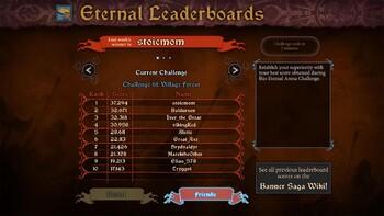 Screenshot1 - The Banner Saga 3 - Eternal Arena