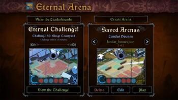 Screenshot2 - The Banner Saga 3 - Eternal Arena