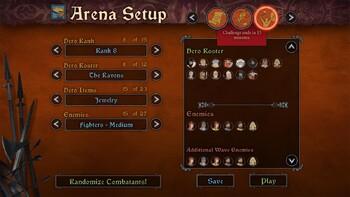 Screenshot3 - The Banner Saga 3 - Eternal Arena
