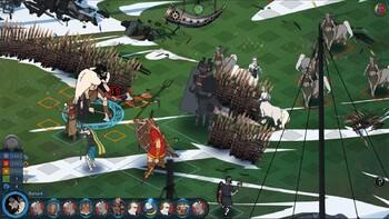 Screenshot5 - The Banner Saga 3 - Eternal Arena