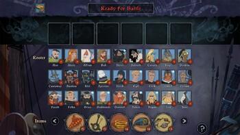 Screenshot7 - The Banner Saga 3 - Eternal Arena