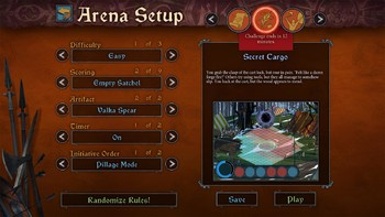 Screenshot8 - The Banner Saga 3 - Eternal Arena