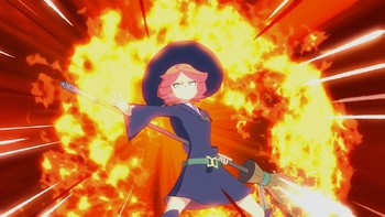 Screenshot4 - Little Witch Academia: Chamber of Time