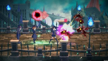 Screenshot6 - Little Witch Academia: Chamber of Time