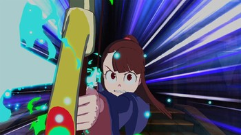 Screenshot1 - Little Witch Academia: Chamber of Time