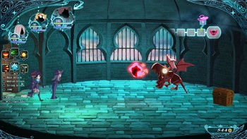 Screenshot3 - Little Witch Academia: Chamber of Time