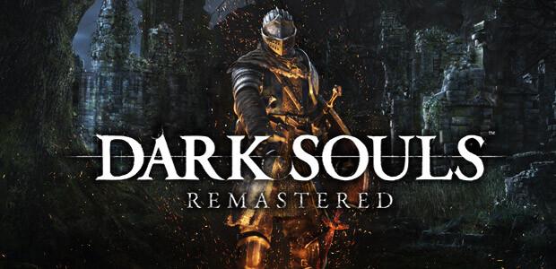 Dark Souls: Remastered - Cover / Packshot