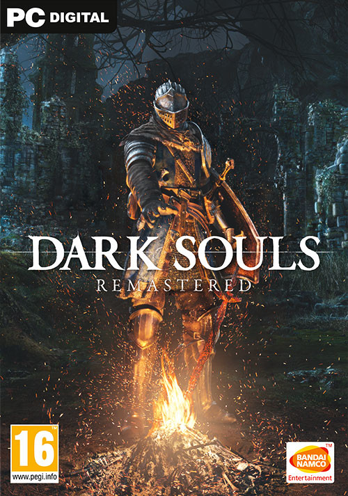 Dark Souls: Remastered - Cover